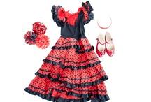 Spaanse jurk pakketten