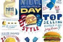National Hamburger Day! / May 28th is National Hamburger Day — see how we celebrate, Johnny Rockets Style!