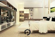 bedroom project / bedroom project / portofolio