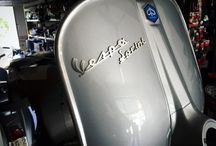 Restauro Vespa Sprint 150