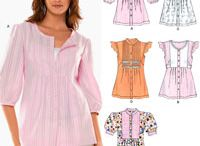 Cute clothing patterns