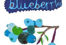 fruity illustrations - inspiration