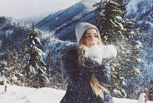 Winter ig theme