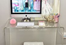 Miska's workspace