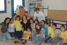 GoEco Volunteering In Israel / See what happens at the GoEco Multicultural Eco Summer Camp