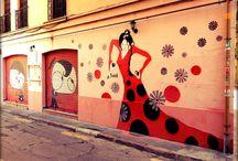 Arte de rua.
