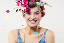 Hen Party Flower Crown