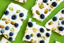 Yogurt bars