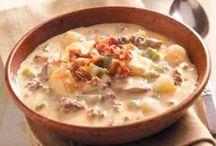 Soups, Stews & Sauces