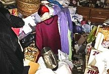 17 Ways to Help a HOARDER / Nothing's worse than dealing with a family member that has a mental illness.  If this story helps one other family, than my goal for writing about this personal family plight, has been exceeded. My guess is our story is similar to many others with a relative inflicted with this OCD, (Overly Compulsive Disorder) condition of hoarding.