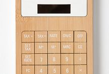 Calculators / Designs and functions of calculators