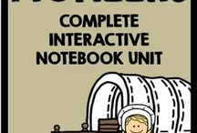 little house unit study / by Patti Scarborough