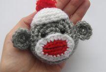 Crochet household items