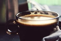 Relax with coffee