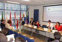 Partnerstwo również handlowe / Wolny handel, zbliżenie standardów oraz mobilność w Partnerstwie Wschodnim: od słów do czynów – to temat konferencji zorganizowanej przez Przedstawicielstwo Komisji Europejskiej w Polsce oraz Polski Instytut Spraw Międzynarodowych (PISM), która odbyła się 20 czerwca w Warszawie. Dyskutowaliśmy m.in. o skuteczności unijnych instrumentów prawnych, tworzeniu i pogłębianiu kompleksowych stref wolnego handlu, a także liberalizacji procesów wizowych.