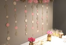 Birthday home decor ideas