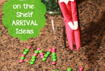 Elf on the shelf ideas / by Lauren Walsh