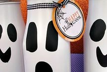 Halloween Craftiness / by Charlotte Kimball