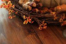 Fun fall ideas for the home! /