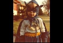 Batman / by Shaya Sherwood