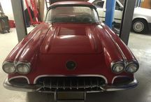 C1 / Corvette C1 #58