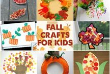 Fall crafts / by Michelle Dalsant