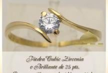 Cintillos de Compromiso / Modelos de Cintillos de compromiso clásicos, antiguos, modernos,vintage... Una gran variedad para elegir aquél anillo con el que ella no podrá decirte que no <3