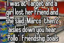 friendskap doelwitte