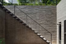 bahçe merdivenleri