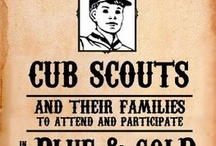 Cub scouts / by Stephanie Madsen