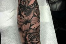 Tatoos Flowers