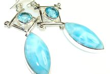 SRS Specials: Larimar Jewelry Collection / by Silver Rush Style