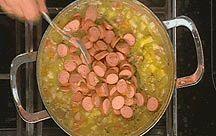 Hülsenfrüchte Suppen