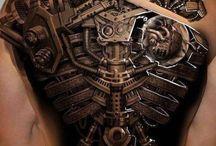 Manne tattoo