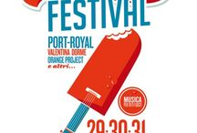 festival posters