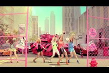 """Korean Pop - ƒ(x) / ƒ(x) a South Korean girl group formed by SM Entertainment in 2009. The name is a play on the mathematical notation for function. The ƒ stands for flower and the x represents the female's double x chromosome. The group members have also been nicknamed """"function girls"""". The group made their debut on September 5, 2009 with release of a digital single """"La Cha Ta"""". The quintet consists of Victoria, Amber, Luna, Sulli, and Krystal."""