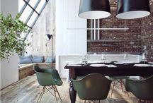 Interiors - lamps