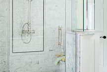 New Shower Glass Door & Handle Ideas