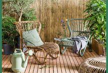 Veranda stoelen