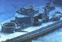 Bismarck: en el fondo
