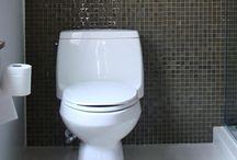 Bathrooms / by Janelle Lin (LinterestNYC)