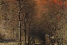 sztuka jesień -las
