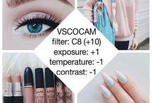 Filters - VSCO