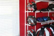 rack helmet