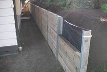 retaining walls for dj