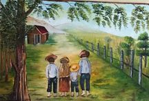 Pinturas Dorys Sandoval / Pintura
