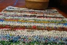 crochet rags