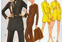 Mod 1960s Patterns / Mod 1960s patterns