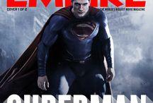 Batman v Superman face off in Empire Magazine / Batman v Superman face off in Empire Magazine