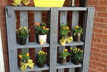 Outdoor ideas for home / by Deena Messick-Fitzgerald